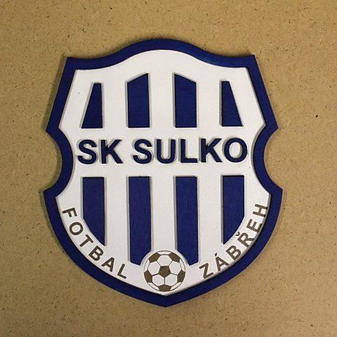 Dekorace SK SULKO Zábřeh