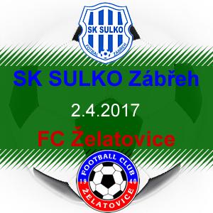 SK SULKO Zábřeh – FC Želatovice